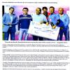 Trivandrum Royals Storm in KPL -Khaleej Times report