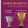 Participate in the Gold Raffle Draw