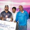 Thrissur Dynamites beat Kottayam Crusaders by 29 runs
