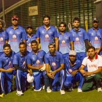 Idukki Spices beat Pathanamthitta Rajas by 17 runs