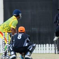 Palakkad Harvesters won by 30 runs against Calicut Zamorins
