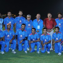 Sevenseas Trivandrum Royals won by 6 wickets against Danube Idukki