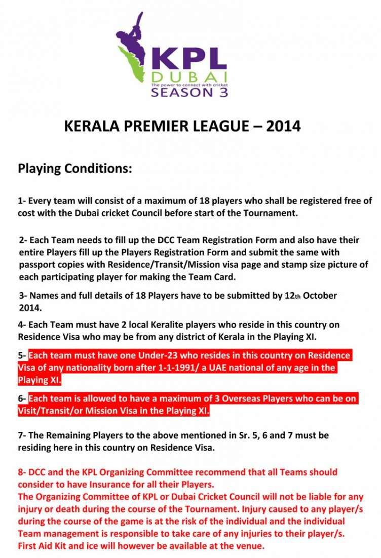 KERALA-PREMIER-LEAGUE-Additional-Playing-Conditions--FINAL-1