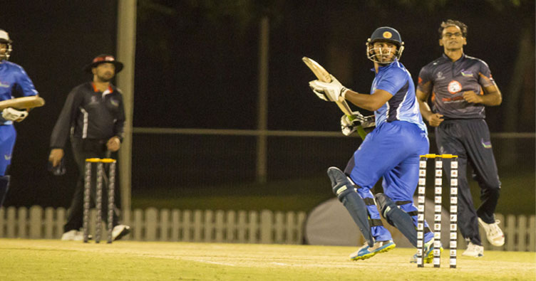 Yogi Group Thrissur Dynamites beat Danube Idukki Spices by 9 wickets